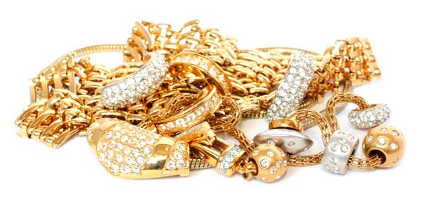 use gold jewelry as loan collateral
